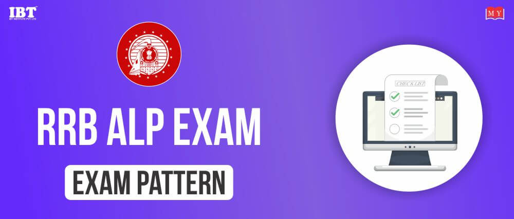 RRB ALP 2020 Exam Pattern