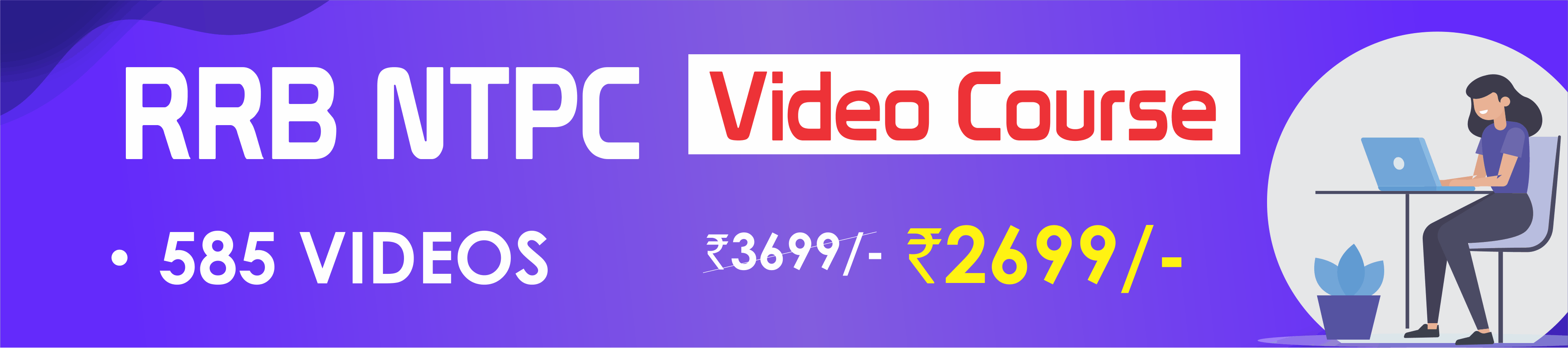rrb ntpc video course