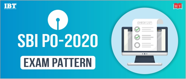 SBI PO Exam Pattern 2020