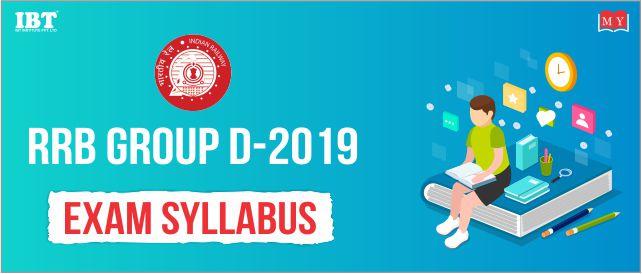 Railways Group D 2020 Syllabus