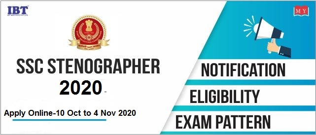 SSC Stenographer 2020