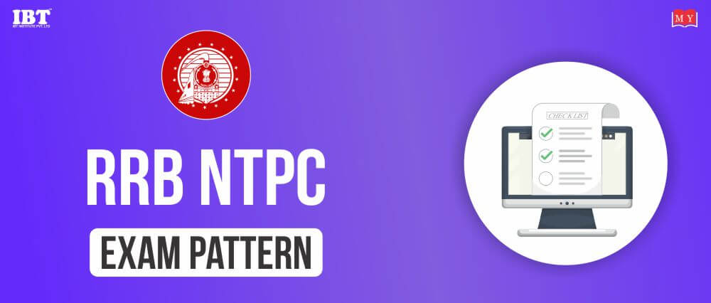 RRB NTPC Exam Pattern 2020