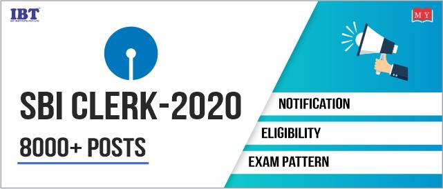 SBI Clerk 2020