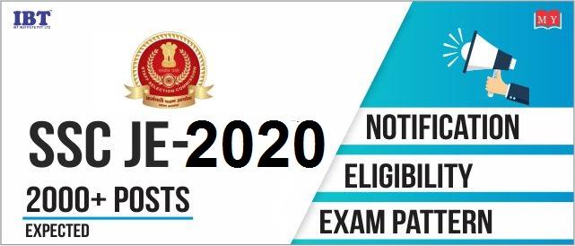 SSC JE 2020