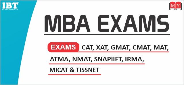 MBA Entrance Exams 2020