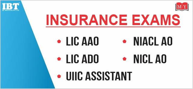 Insurance Exams 2020