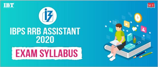 IBPS RRB Assistant 2020 Syllabus
