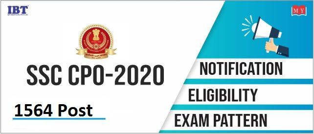 SSC CPO 2020