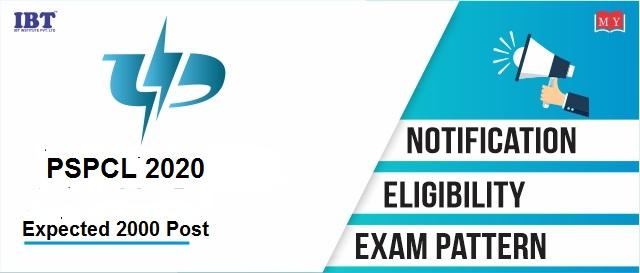 PSPCL 2020 exam