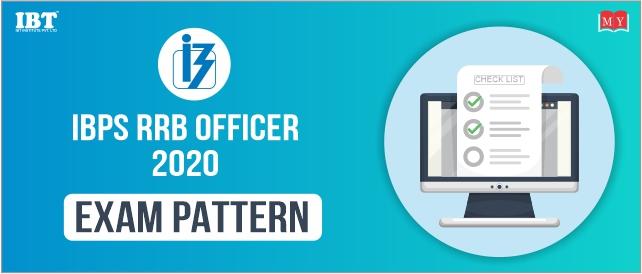 IBPS RRB Officer 2020 Exam Pattern