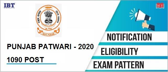 Punjab Patwari 2020